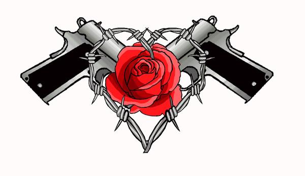 Guns & Roses Tattoos
