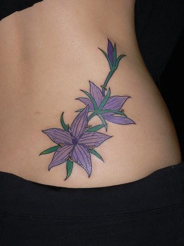 Jasmine Flower Tattoo Designs: Floral Tattoo Images & Designs
