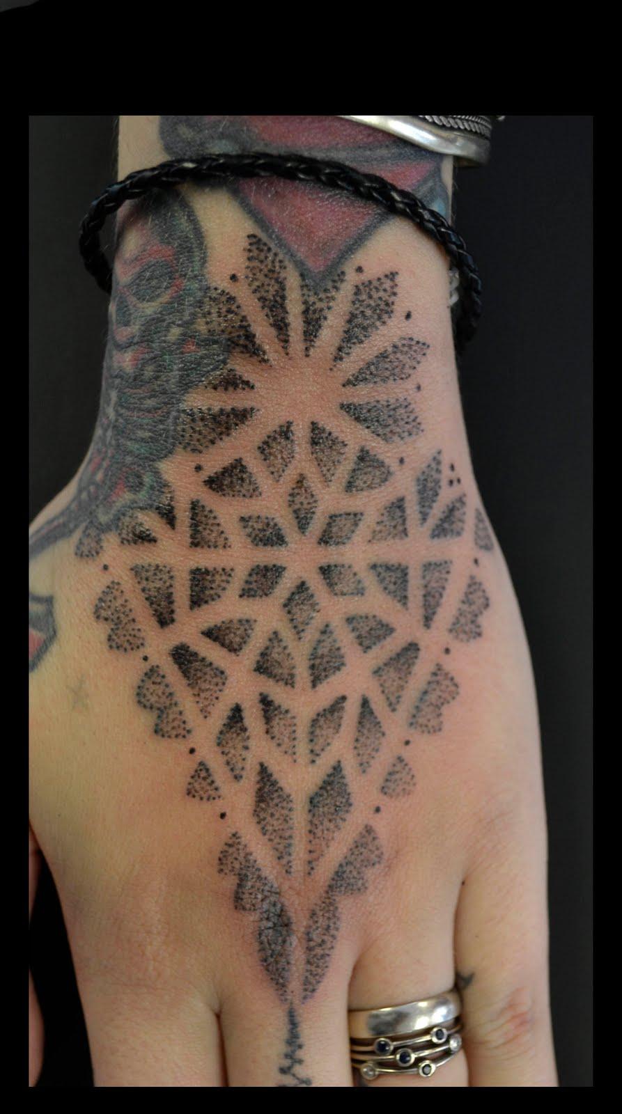 Dotwork Tattoo Images & Designs