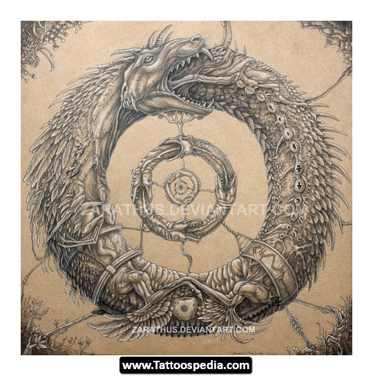 Dragon - Spirals Of Time