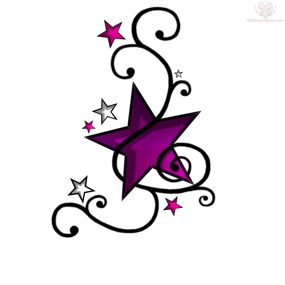 Death Star Tattoo Small: Star Tattoo Images & Designs