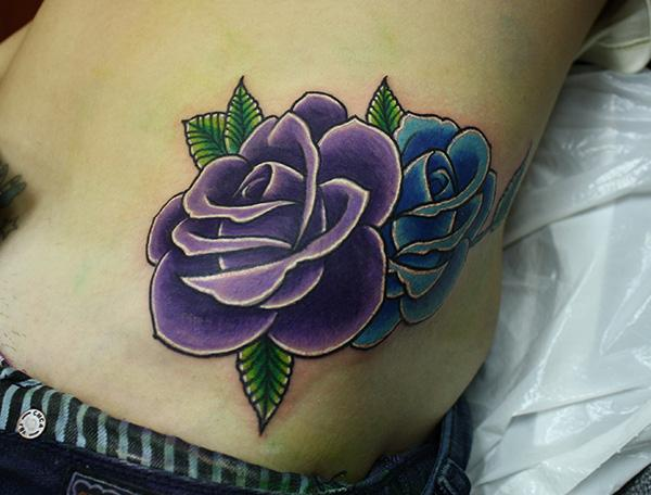 Rose Tattoos : Page 30