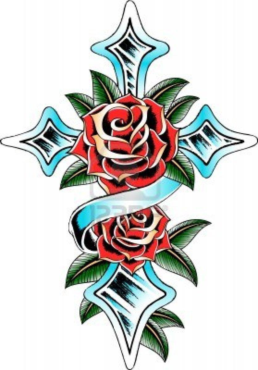 rose tattoos page 125. Black Bedroom Furniture Sets. Home Design Ideas