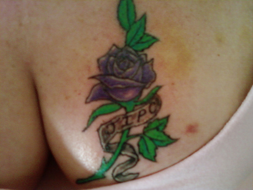 Rose Tattoo Images Designs