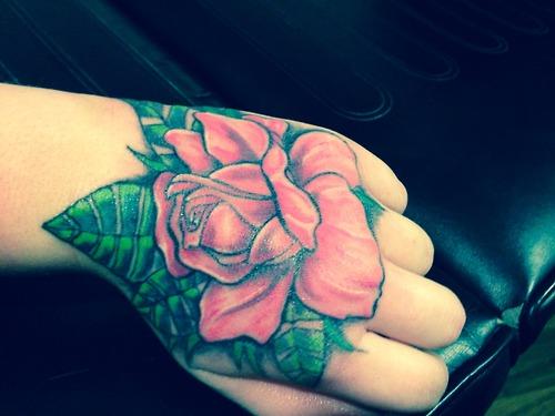 Rose tattoo images designs for Unique rose tattoos