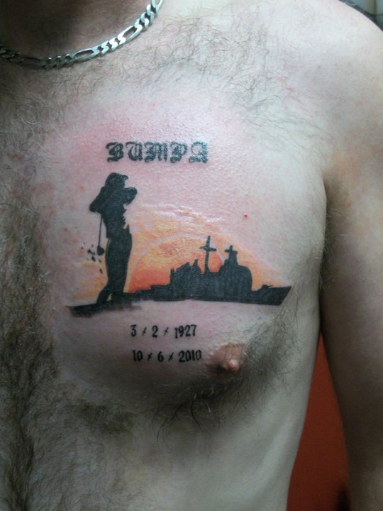 Navy Tattoo Images Designs