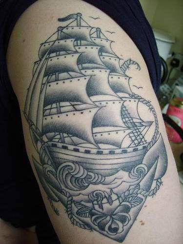 navy tattoo images designs. Black Bedroom Furniture Sets. Home Design Ideas