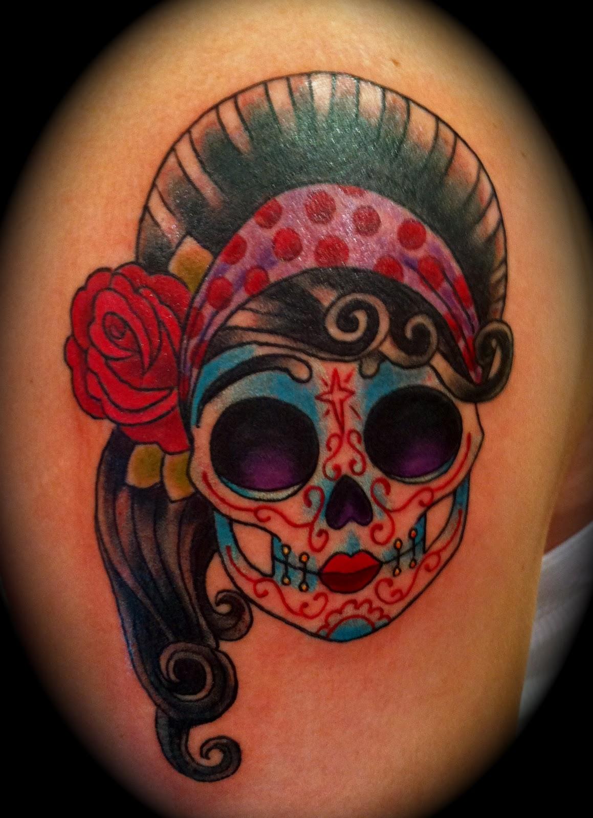 31 awesome girly skull - photo #21