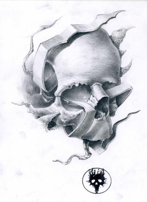 Skull Tattoos  Page 91