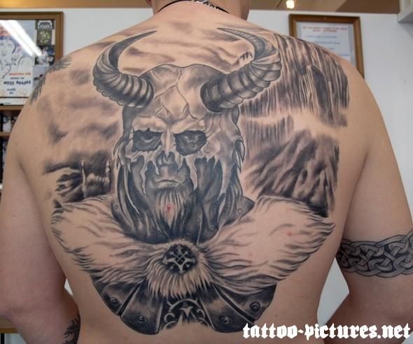 Tattooz Designs Back Tattoos: Viking Tattoo Images & Designs
