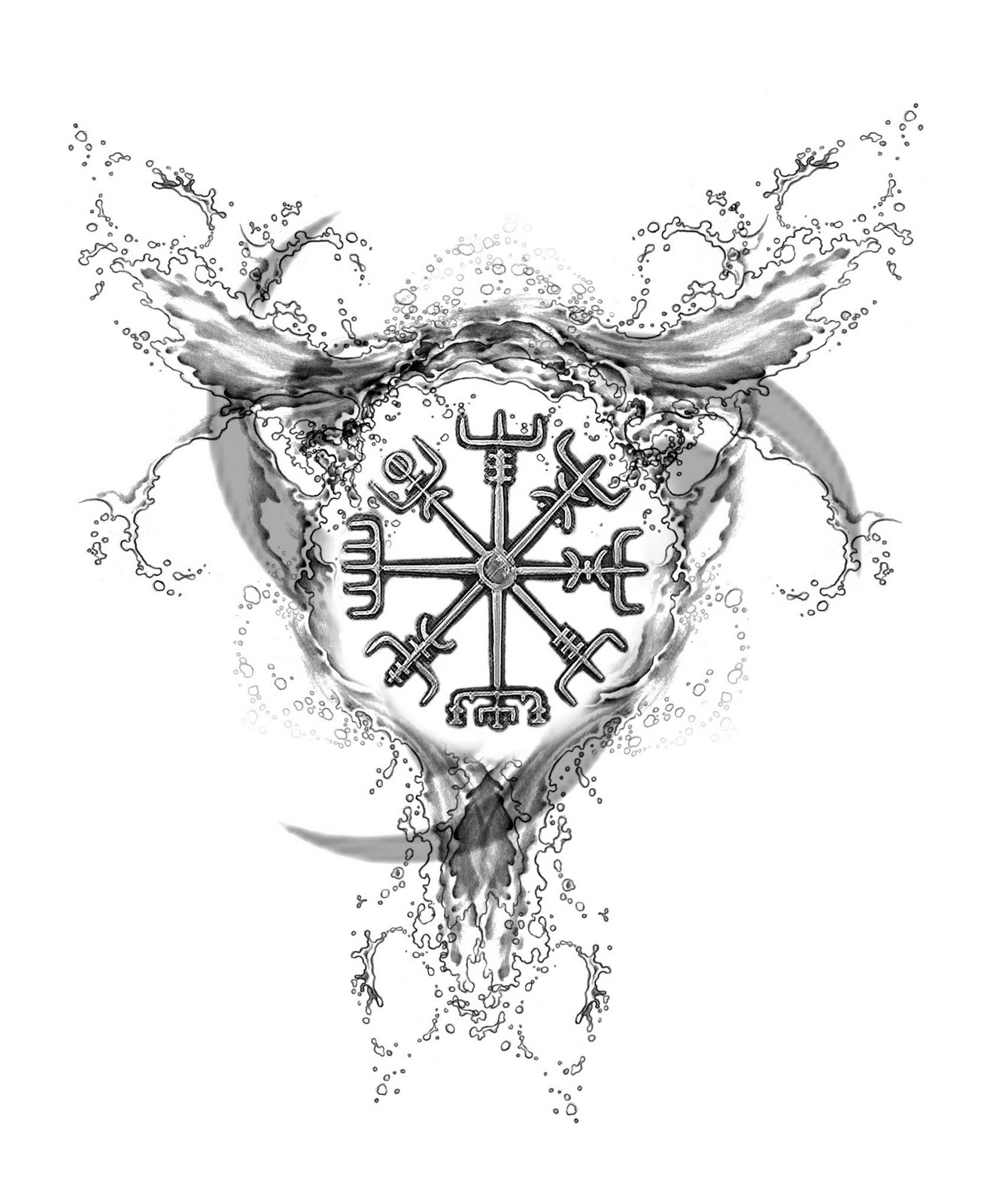 Viking Symbol Tattoos And Meanings Personalised Viking Rune