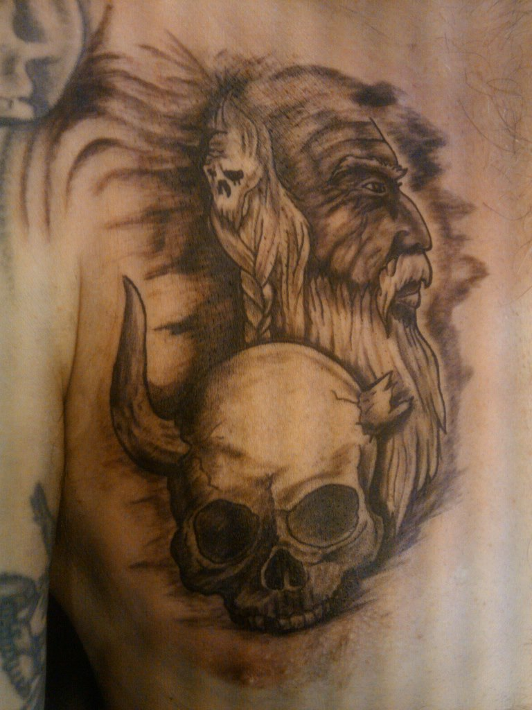 Viking Women Warriors Tattoos Www Topsimages Com