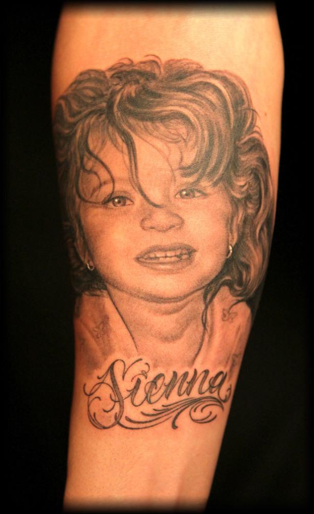 Portrait Tattoo Images Amp Designs