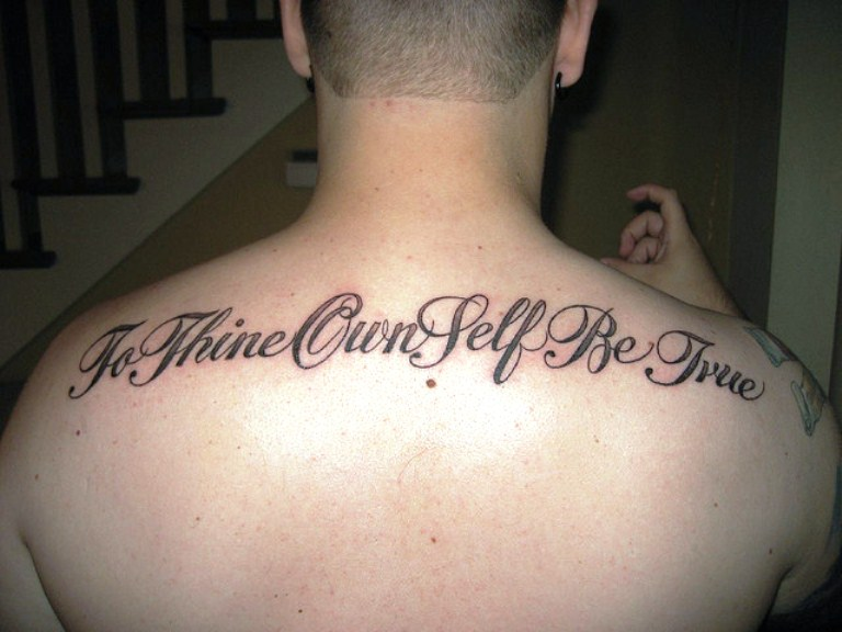 Nice Quotes To Get Tattooed: Tattoo Quotes For Men Nice. QuotesGram