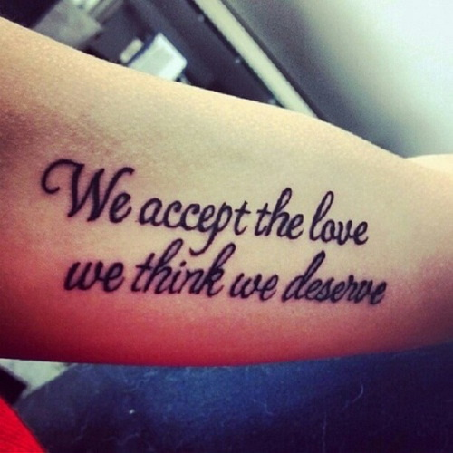 Tattoo Quotes About Love: Tattoo Quotes For Men About Love