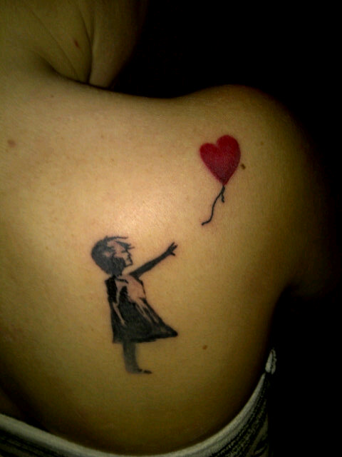 balloon tattoo images amp designs