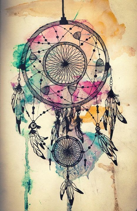 Dream Catcher Tattoo Images amp Designs
