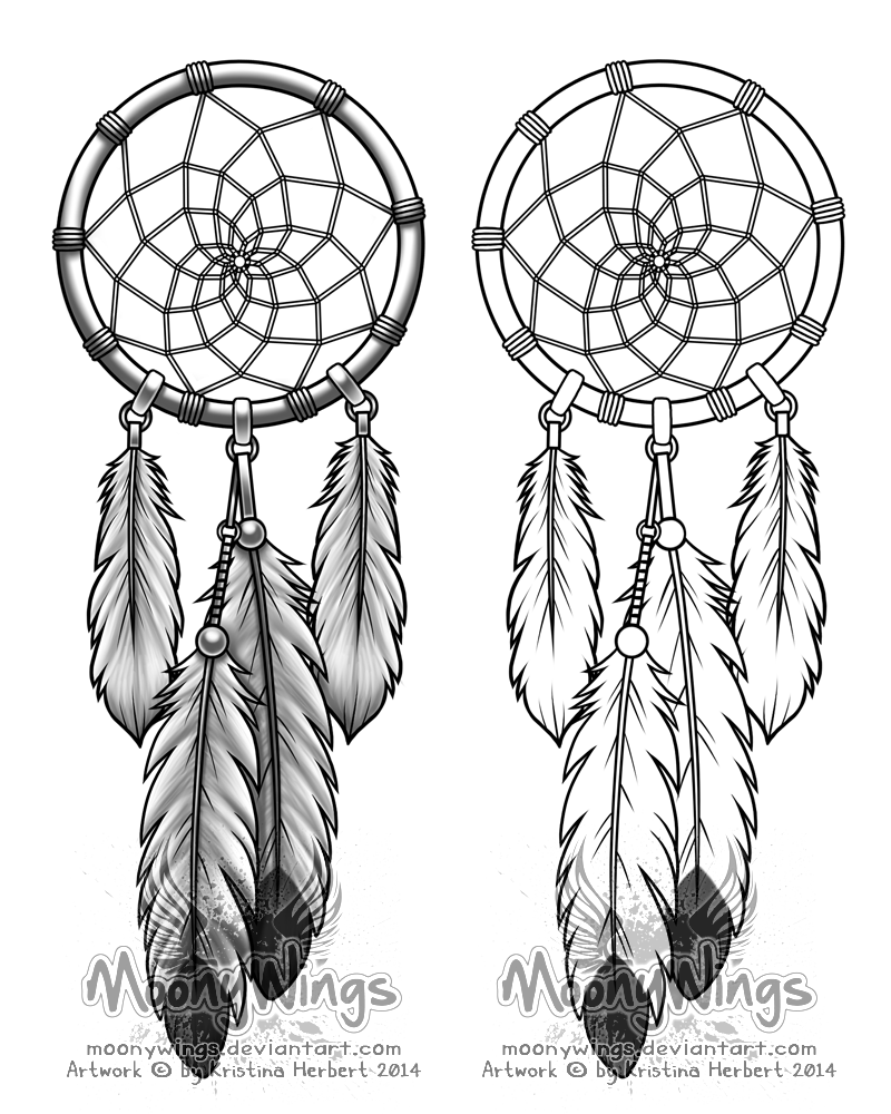 Simple Dreamcatcher Tattoo Tumblr Images amp Pictures Becuo