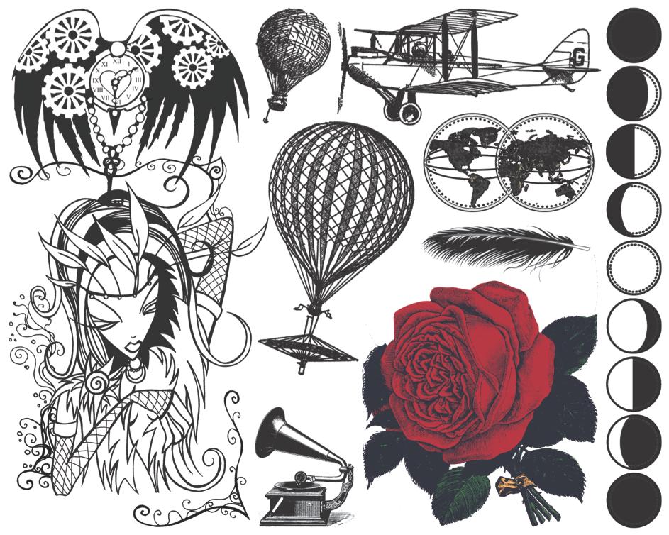 Vintage Tattoos Designs 98