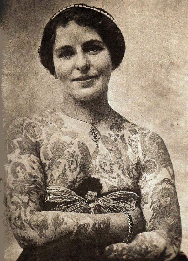 Vintage Tattoos On Sleeve For  Vintage Tattoos For Women