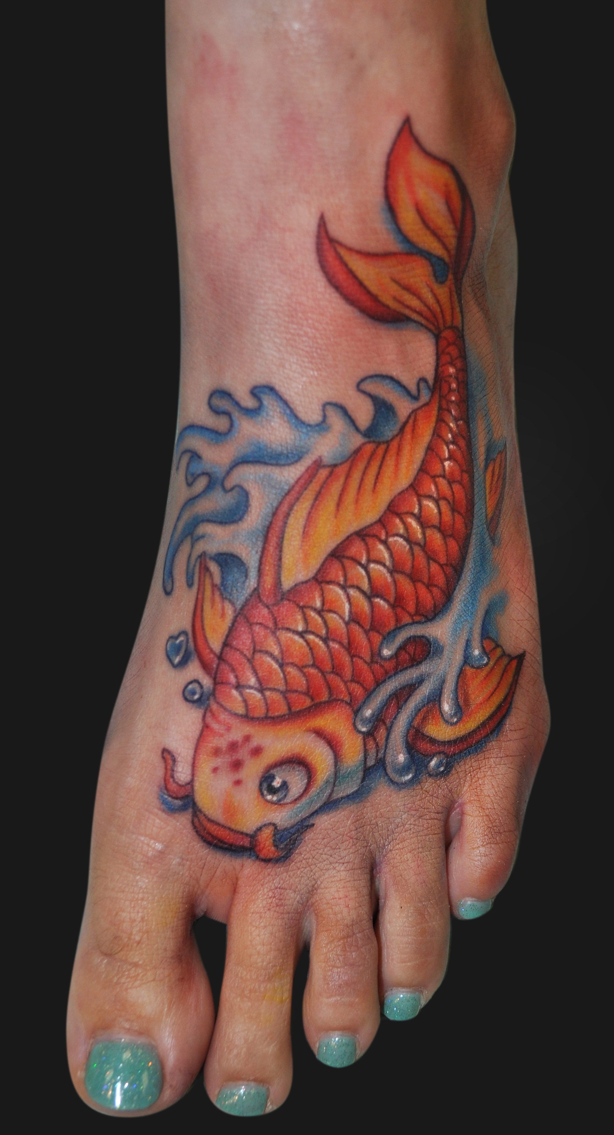 Fish Tattoo Images & Designs