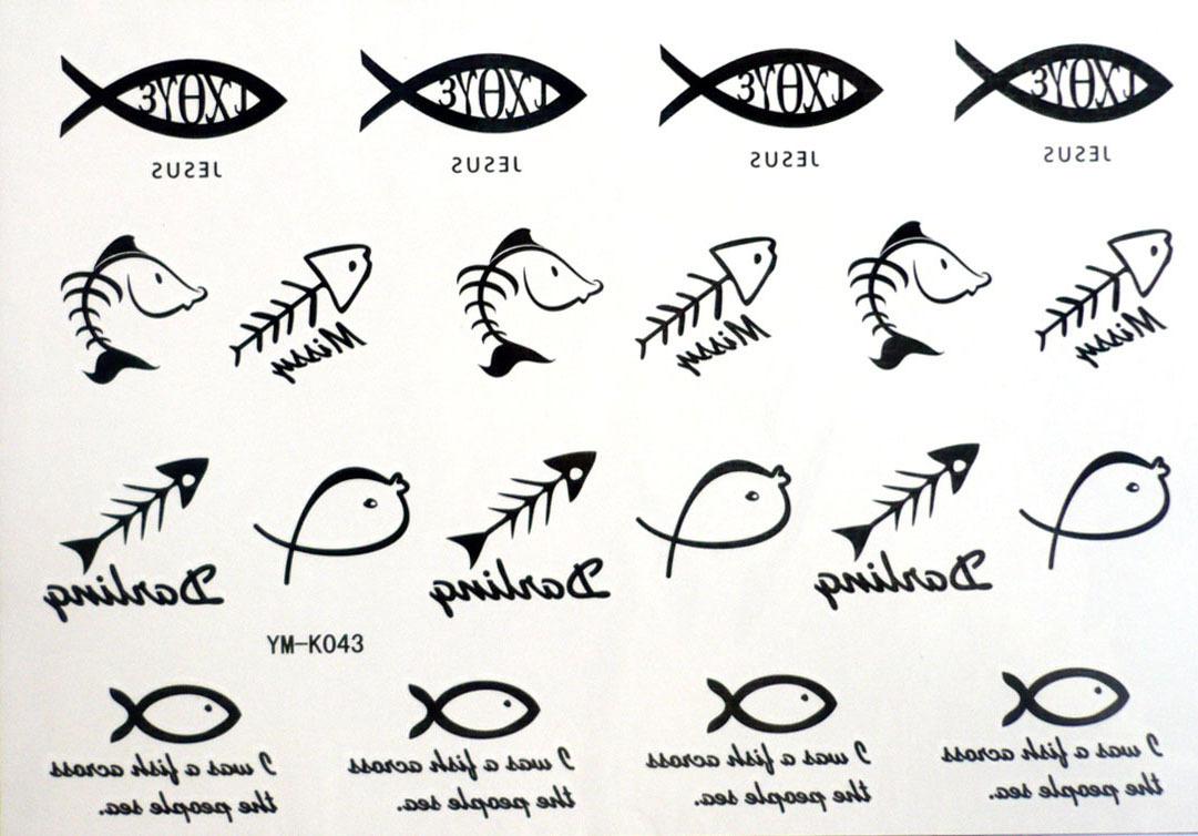 Fish Tattoos Designs