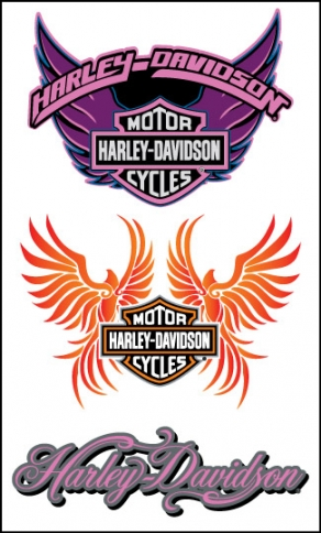 Harley Tattoo Images Amp Designs