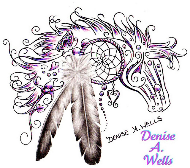 Indian Horse Coloring Sheets | Native Americans or Indians ... | 564x640