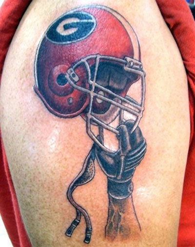Pics Photos - A... American Football Tattoos Designs