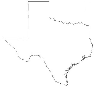 Outline Of Texas Map.Outline Texas Map Tattoo