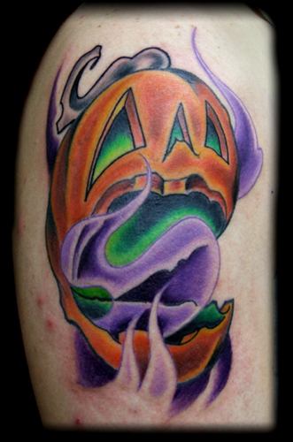 pumpkin tattoo images amp designs