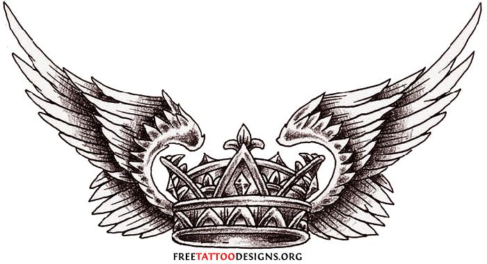 crown tattoo images designs. Black Bedroom Furniture Sets. Home Design Ideas