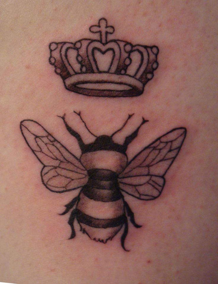 Bee Tattoo Images &...