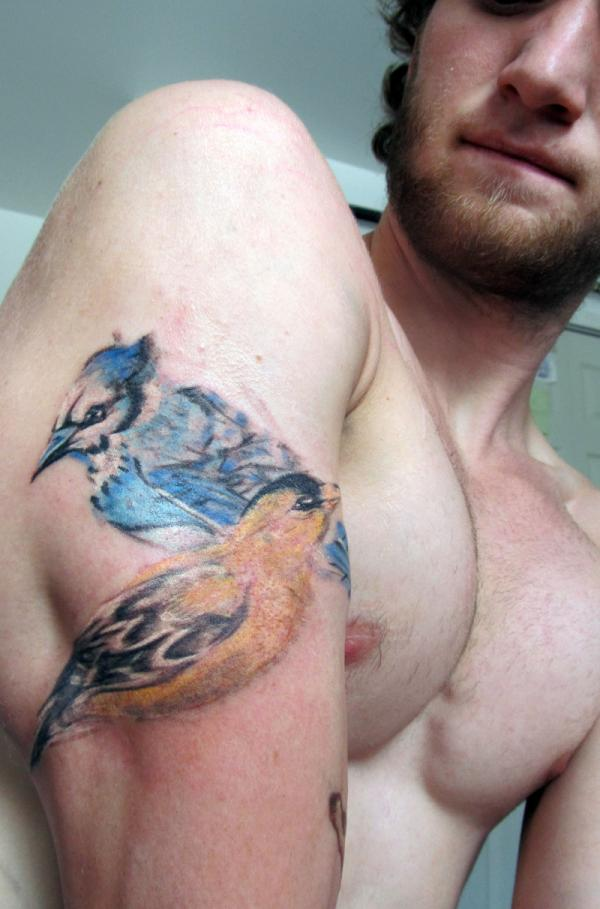 100 Wing Tattoos For Men  YouTube