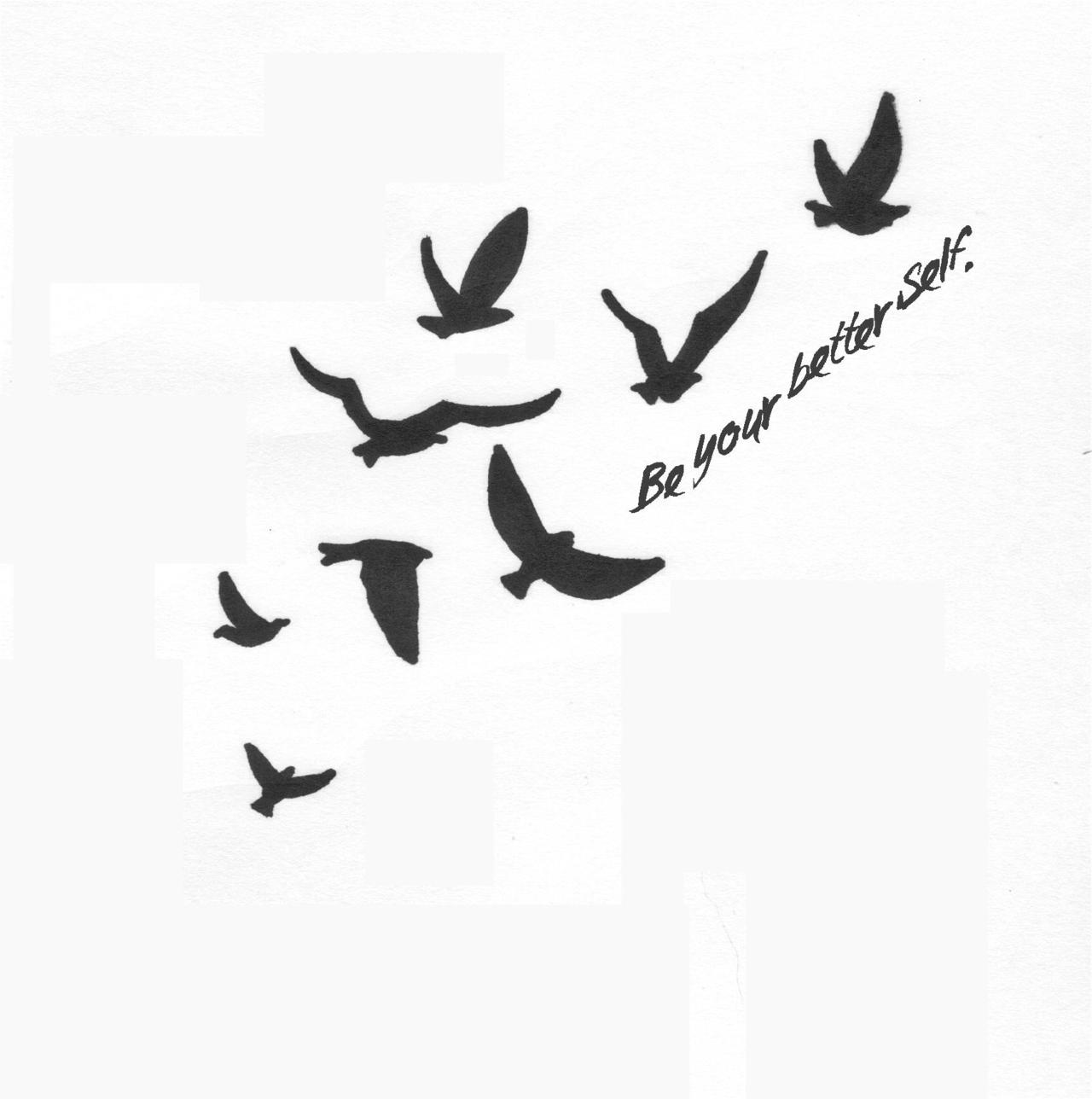 Flying Bird Tattoos Designs, Ideas and Meaning | Tattoos ...