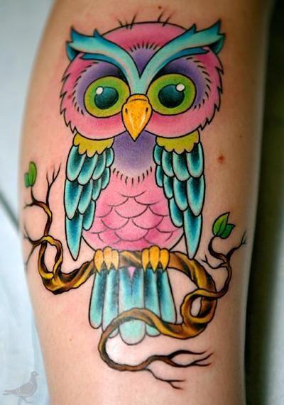owl tattoo tattoostime search