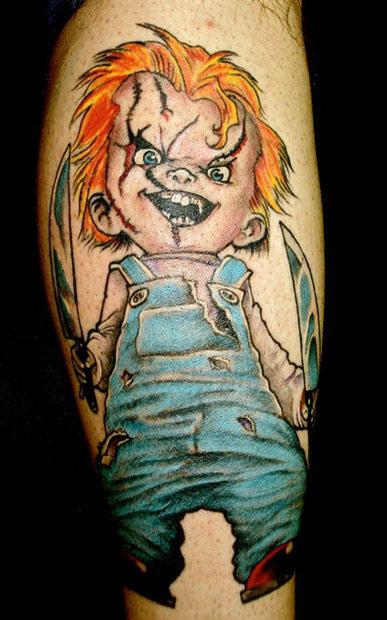 Cartoon Tattoo Images Amp Designs