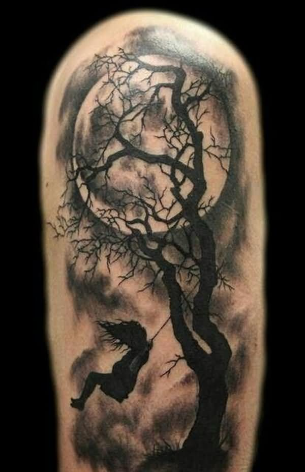 tree tattoo images designs. Black Bedroom Furniture Sets. Home Design Ideas