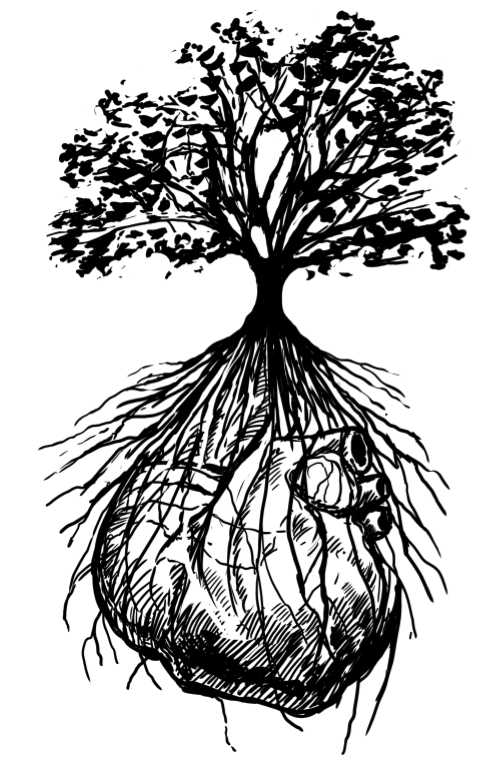 Life Tree Tattoo Design
