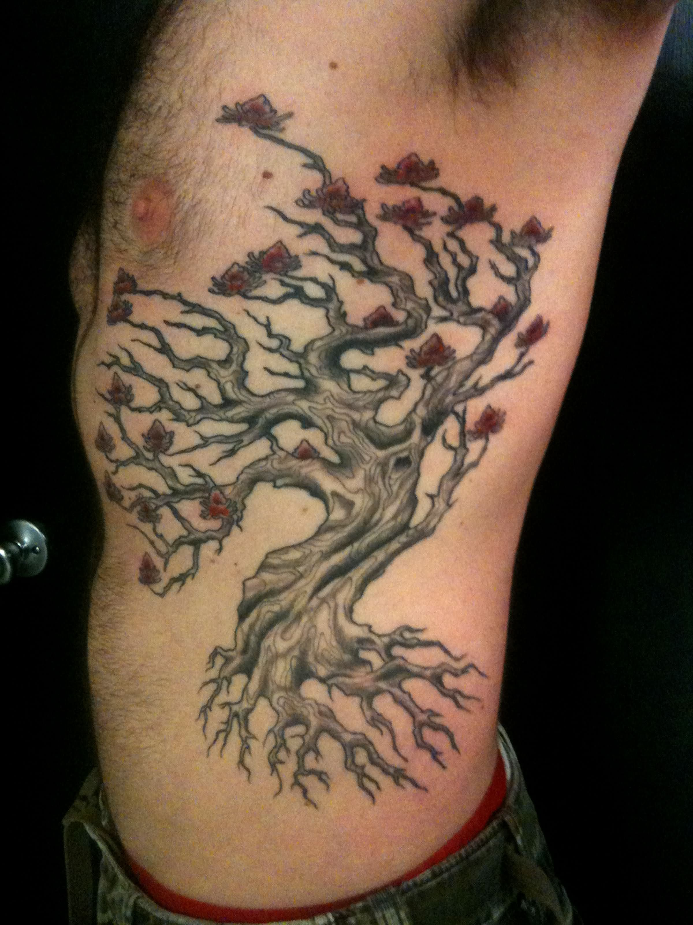 Celtic Greenman Armband: Tree Tattoo Images & Designs