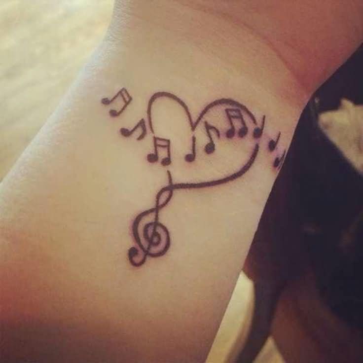 Music Tattoos : Page 25