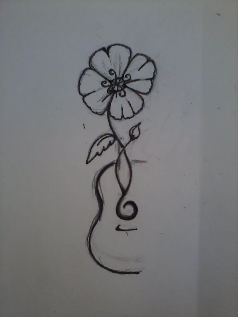 Memorial poppy flower tattoo on back poppy flower tattoo design mightylinksfo
