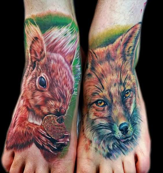Squirrel tattoo images designs for Celtic tattoo artists portland oregon