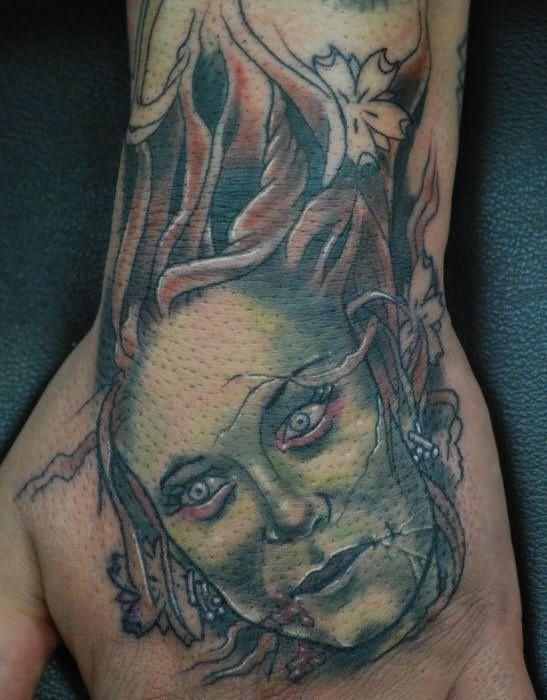 zombie hands left - photo #32