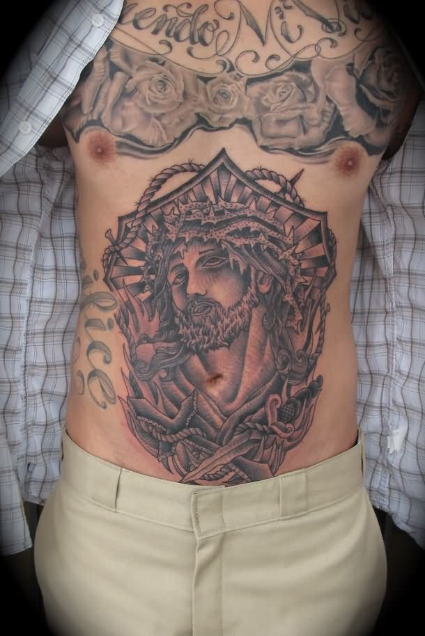 Stomach Tattoo Images Amp Designs