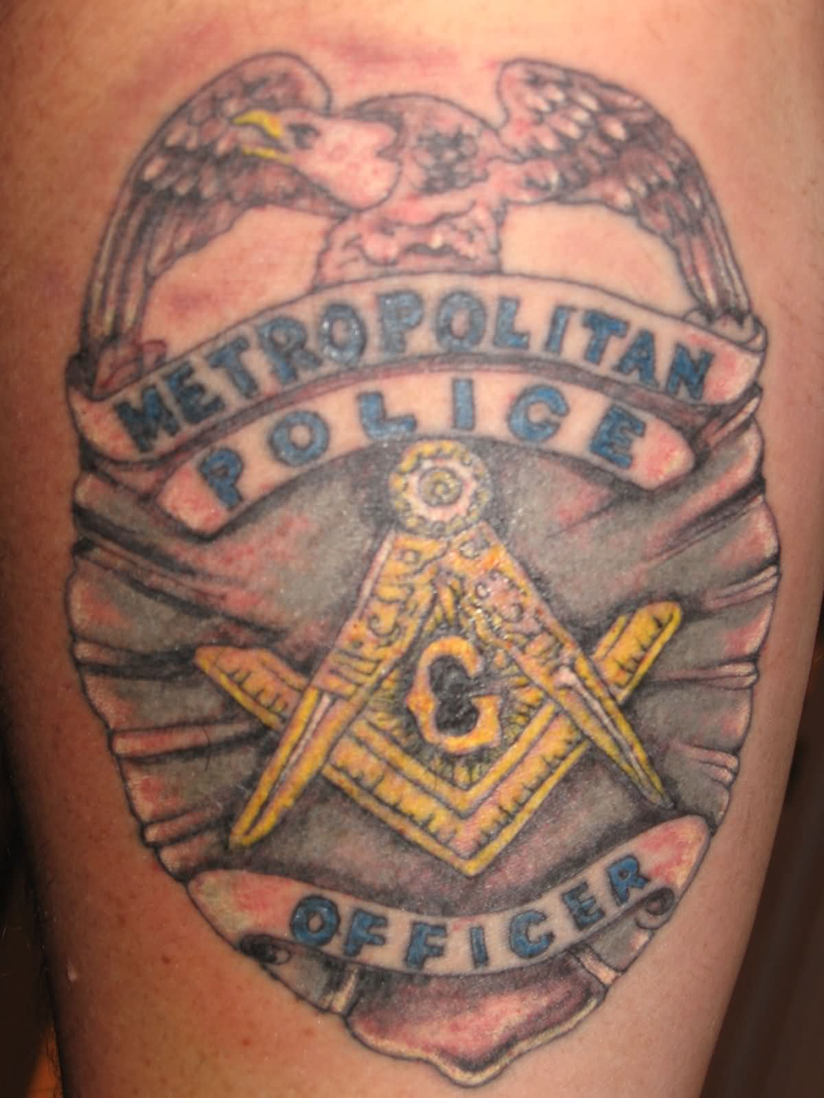 Occupation Tattoo Images & Designs