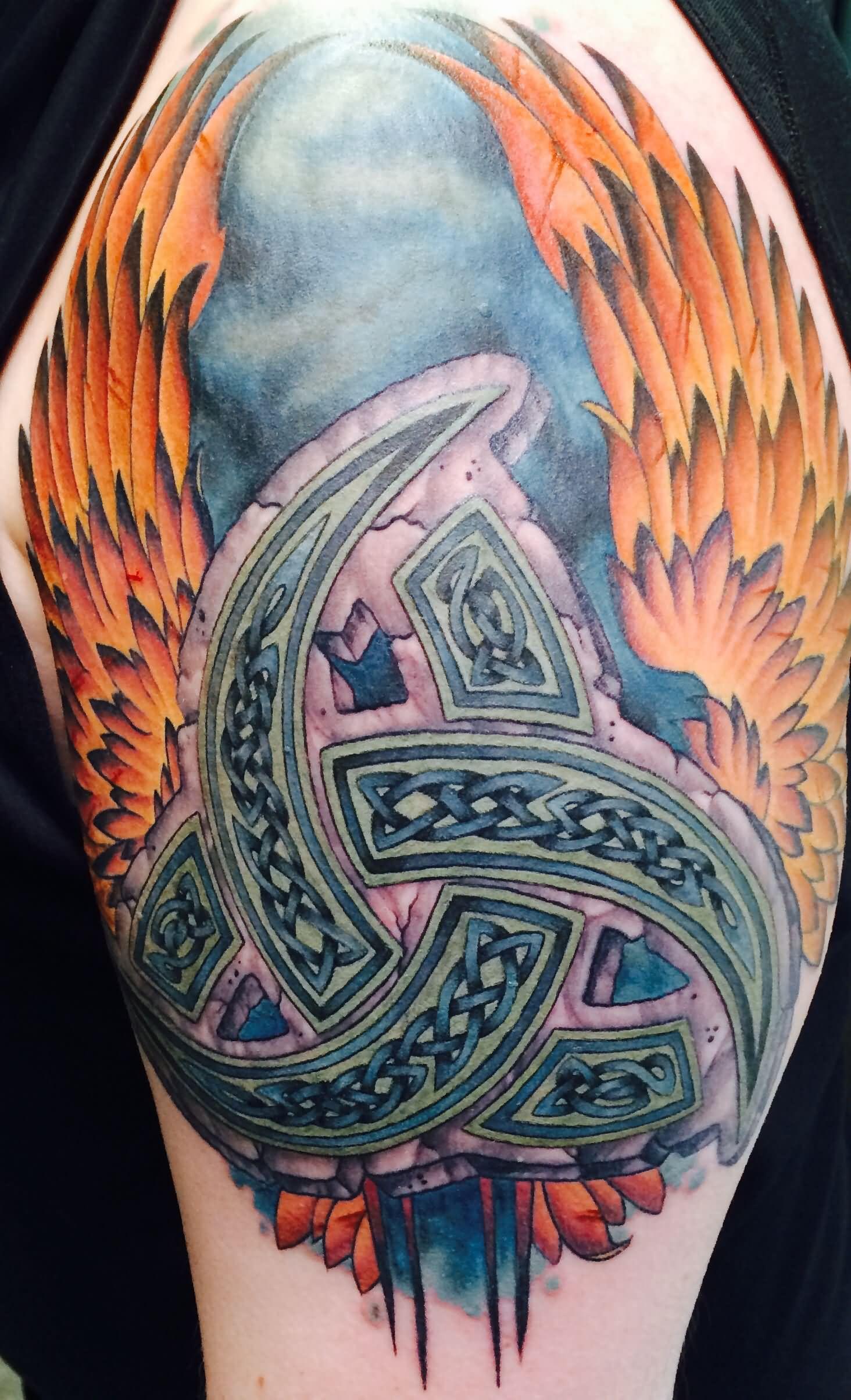 Norse symbols odin
