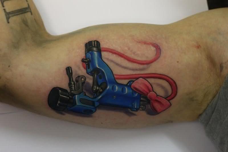 Tattoo machine tattoo images designs for Superior tattoo machine