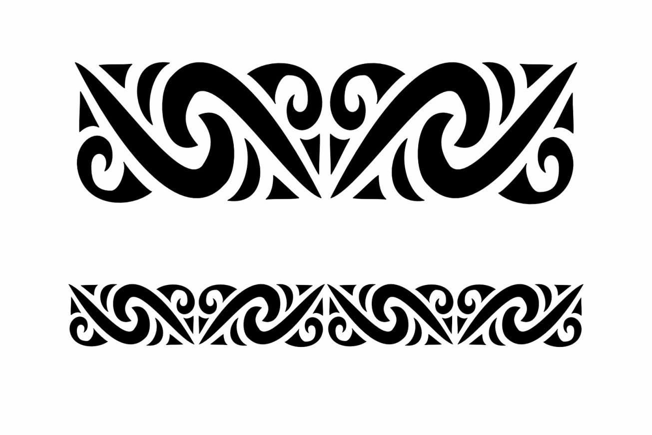 Maori Band Tattoo: Band Tattoo Images & Designs
