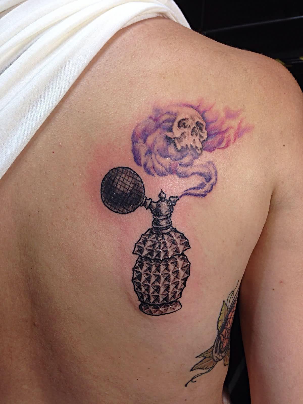 Perfume Tattoo Designs